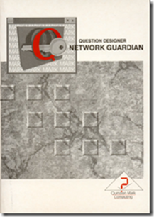 Questionmark Network Guardian manual cover