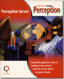 Question Mark Perception Server v2 manual cover
